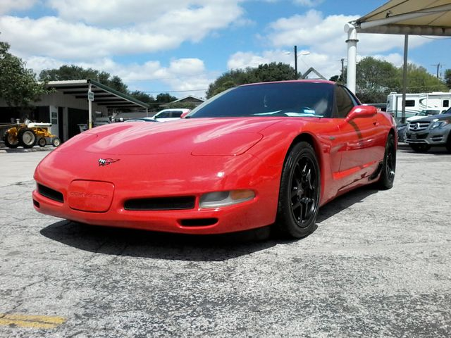 2002 Chevrolet Corvette Z06 San Antonio, Texas 1
