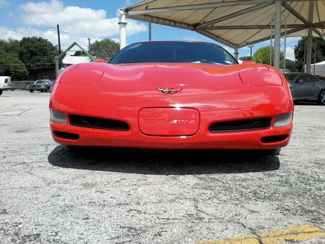 2002 Chevrolet Corvette Z06 San Antonio, Texas 2