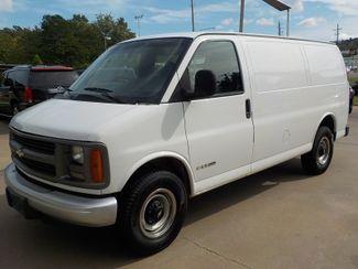 2002 Chevrolet Express Cargo Van Fayetteville , Arkansas 1