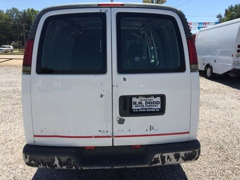 2002 Chevrolet Express Cargo Van G3500   Gilmer, TX   H.M. Dodd Motor Co., Inc. in Gilmer, TX