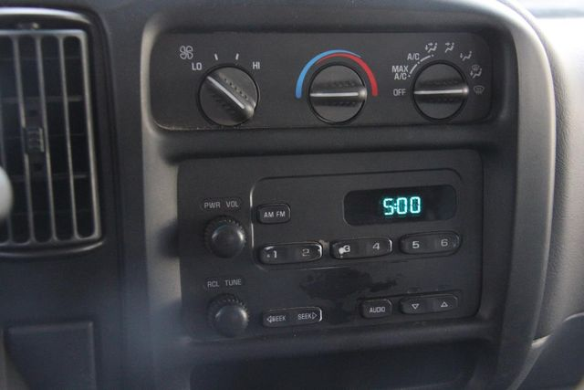 2002 Chevrolet Express Cargo Van Santa Clarita, CA 20
