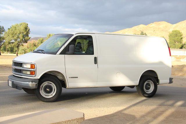 2002 Chevrolet Express Cargo Van Santa Clarita, CA 1