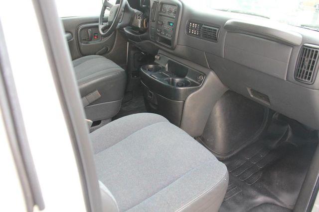 2002 Chevrolet Express Cargo Van Santa Clarita, CA 8