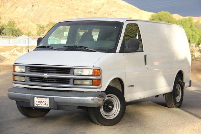 2002 Chevrolet Express Cargo Van Santa Clarita, CA 4