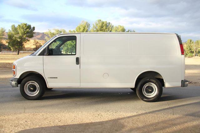 2002 Chevrolet Express Cargo Van Santa Clarita, CA 10