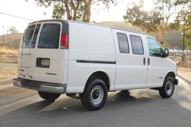 2002 Chevrolet Express Cargo Van Santa Clarita, CA 6