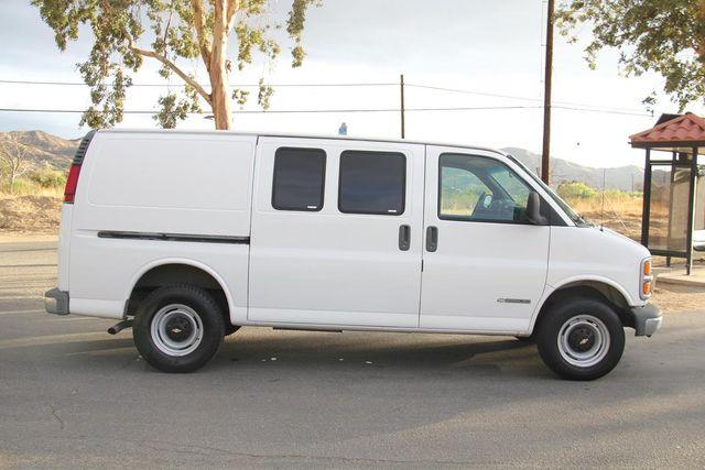 2002 Chevrolet Express Cargo Van Santa Clarita, CA 11