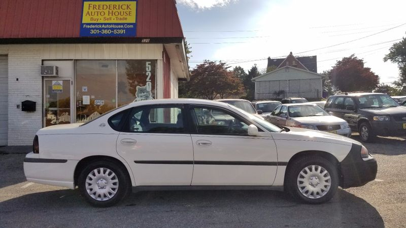 2002 Chevrolet Impala   in Frederick, Maryland