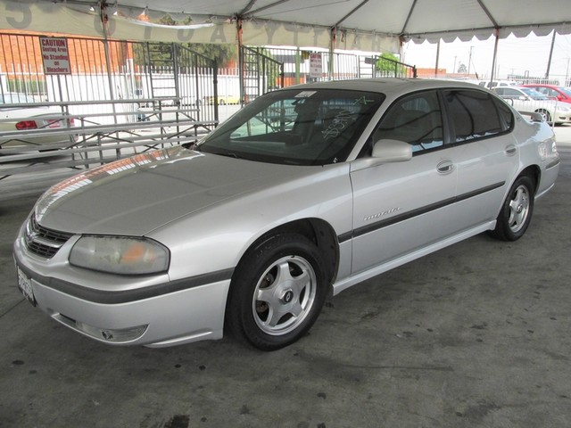 2002 Chevrolet Impala LS Please call or e-mail to check availability All of our vehicles are ava
