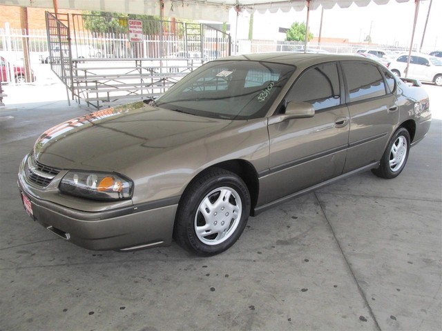 2002 Chevrolet Impala Please call or e-mail to check availability All of our vehicles are avail