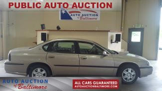 2002 Chevrolet Impala  | JOPPA, MD | Auto Auction of Baltimore  in Joppa MD