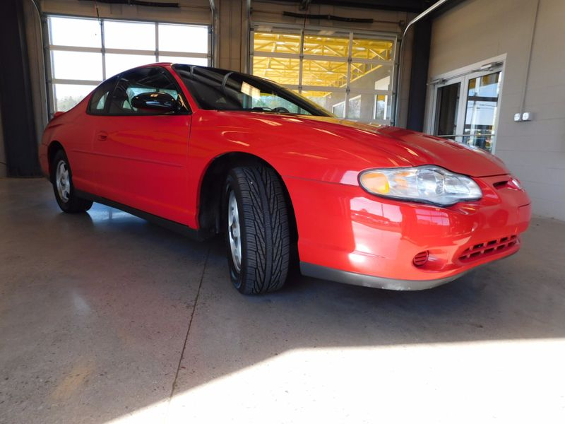 2002 Chevrolet Monte Carlo LS  city TN  Doug Justus Auto Center Inc  in Airport Motor Mile ( Metro Knoxville ), TN
