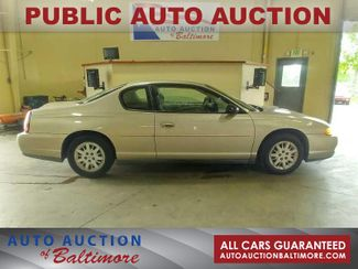 2002 Chevrolet Monte Carlo LS | JOPPA, MD | Auto Auction of Baltimore  in Joppa MD