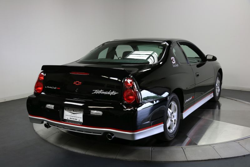 2002 Chevrolet Monte Carlo SS Dale Earnhardt Edition   in Sun Prairie, WI