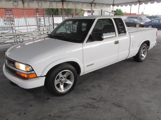 2002 Chevrolet S-10 LS Please call or e-mail to check availability All of our vehicles are avai