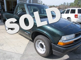 2002 Chevrolet S-10 Raleigh, NC