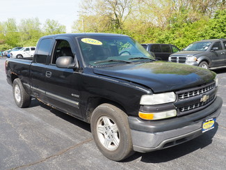 2002 Chevrolet Silverado 1500 LT in  Illinois