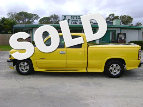 2002 Chevrolet Silverado 1500 LS in Fort Pierce, FL
