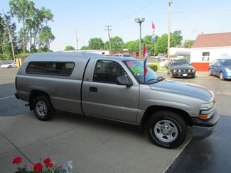 2002 Chevrolet Silverado 1500 Fremont, Ohio 2