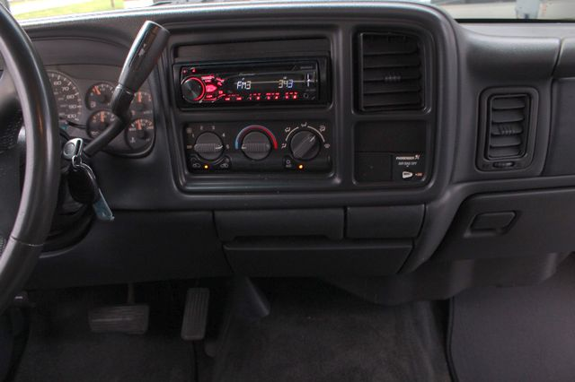 2002 Chevrolet Silverado 1500 LS Reg Cab 4x4 - DUAL EXHAUST - UPGRADED STEREO! Mooresville , NC 8