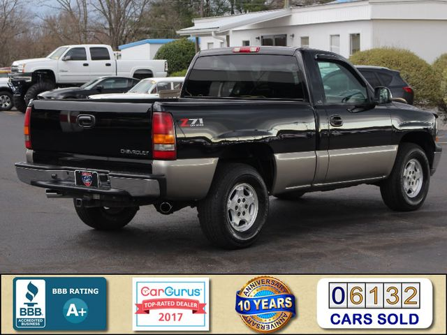 2002 Chevrolet Silverado 1500 LS Reg Cab 4x4 - DUAL EXHAUST - UPGRADED STEREO! Mooresville , NC 2