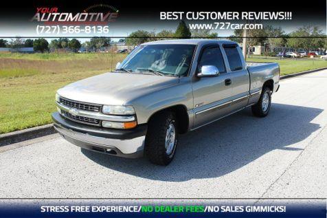 2002 Chevrolet Silverado 1500 LS in PINELLAS PARK, FL