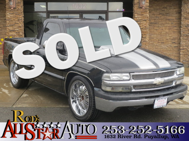 2002 Chevrolet Silverado 1500 LS The CARFAX Buy Back Guarantee that comes with this vehicle means
