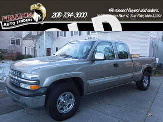 2002 Chevrolet Silverado 1500 LS in  Idaho