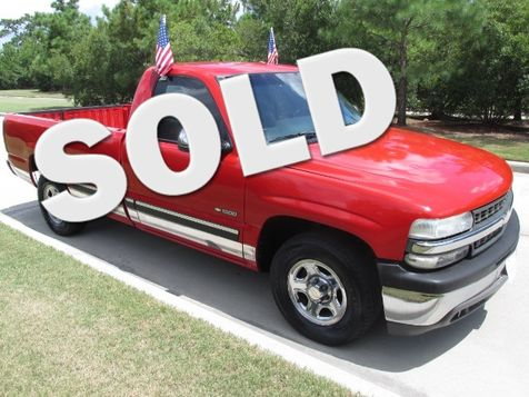 2002 Chevrolet Silverado 1500 LS in Willis, TX