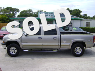 2002 Chevrolet Silverado 1500HD LT 4X4 in Fort Pierce, FL