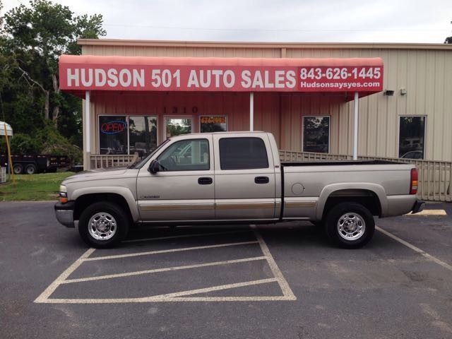 2002 Chevrolet Silverado 1500HD LT | Myrtle Beach, South Carolina | Hudson Auto Sales in Myrtle Beach South Carolina