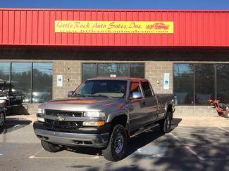 2002 Chevrolet Silverado 2500 LS  city NC  Little Rock Auto Sales Inc  in Charlotte, NC