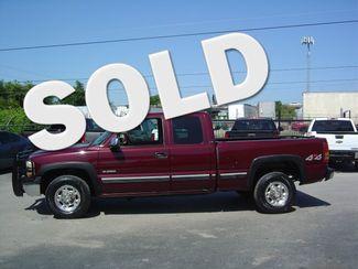 2002 Chevrolet Silverado 2500 LS San Antonio, Texas