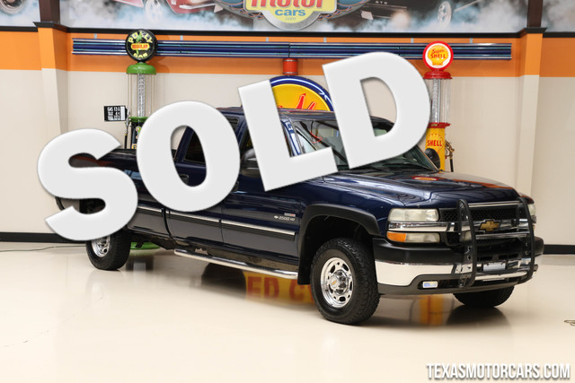 2002 Chevrolet Silverado 2500HD LS Financing is available with rates as low as