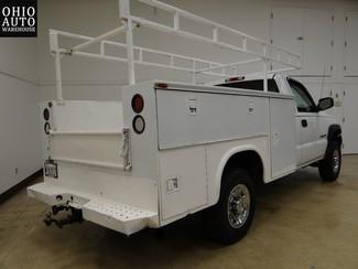 2002 Chevrolet Silverado 2500HD 4x4 8.1L V8 Utility Bed Cln Carfax We Finance in Canton, Ohio