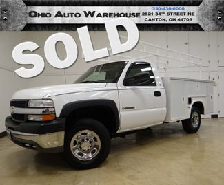 2002 Chevrolet Silverado 2500HD 4x4 8.1L V8 Utility Bed Cln Carfax We Finance | Canton, Ohio | Ohio Auto Warehouse LLC in  Ohio
