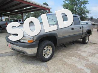 2002 Chevrolet Silverado 2500HD LS Crew Cab Houston, Mississippi