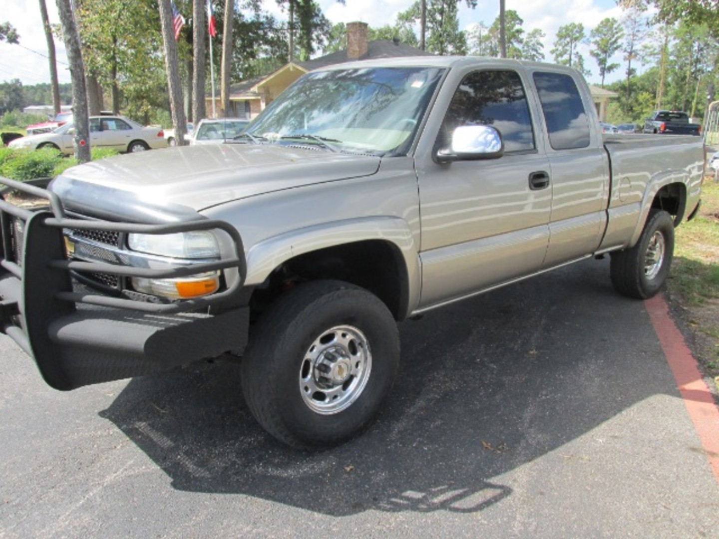 2002 chevrolet silverado 2500hd ls city tx straightline auto pros. Black Bedroom Furniture Sets. Home Design Ideas
