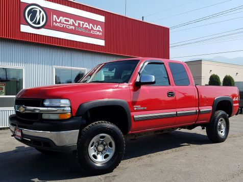 2002 Chevrolet Silverado 2500HD LS in