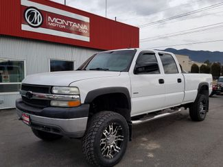 2002 Chevrolet Silverado 2500HD in , Montana