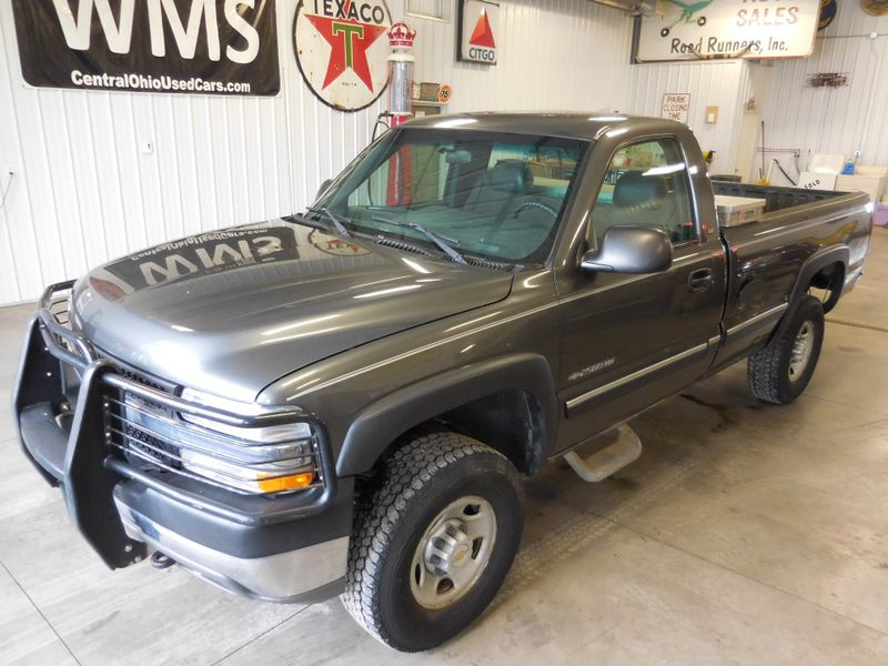 2002 Chevrolet Silverado 2500HD   in , Ohio