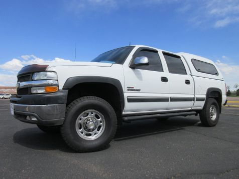 2002 Chevrolet Silverado 2500HD Crew Cab LT 4X4 Duramax in , Colorado