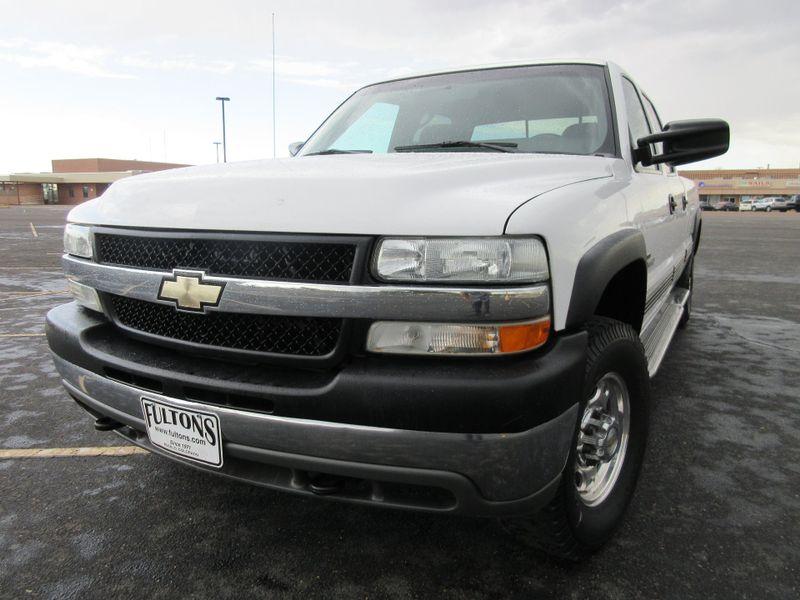 2002 Chevrolet Silverado 2500HD LS  Fultons Used Cars Inc  in , Colorado