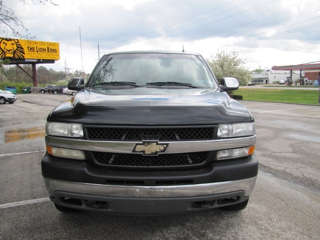 2002 Chevrolet Silverado 2500HD LT St. Louis, Missouri 1