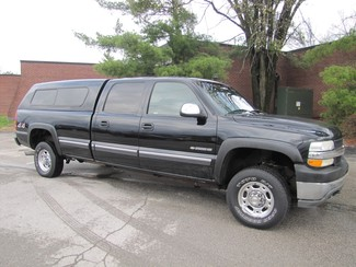 2002 Chevrolet Silverado 2500HD LT St. Louis, Missouri