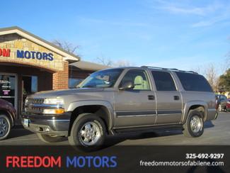 2002 Chevrolet Suburban 1500 LT in Abilene,Tx Texas