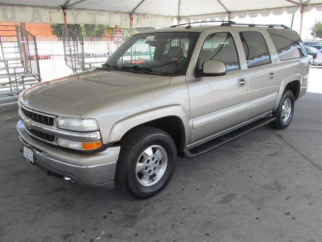 2002 Chevrolet Suburban LT This particular Vehicle comes with 3rd Row Seat Please call or e-mail