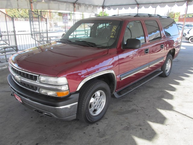 2002 Chevrolet Suburban LS This particular Vehicles true mileage is unknown TMU Please call or