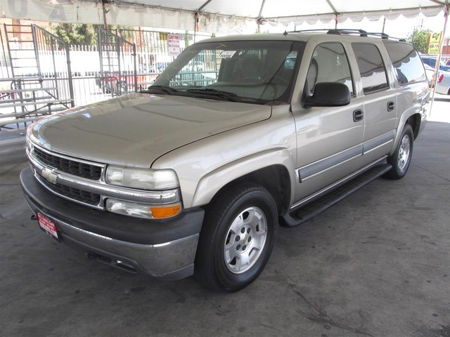 2002 Chevrolet Suburban LS This particular Vehicle comes with 3rd Row Seat Please call or e-mail