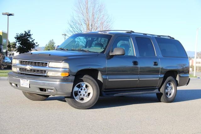 2002 Chevrolet Suburban LS Santa Clarita, CA 1